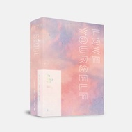 BTS 'LOVE YOURSELF' SEOUL DVD 空專