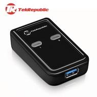 TekRepublic USB 3.0 2-1 超高速雙電腦切換器 (TUS-300)
