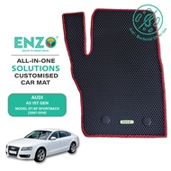 [PRE-ORDER] ENZO Car Mat - Audi A5 1st Gen Model 8T/8F Sportback (2007-2016) [Ship Out Within 2 Weeks]