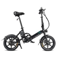 [EU Direct] FIIDO D3 7.8Ah 36V 250W 14 Inches Folding Moped Bicycle 25km/h Max 50KM Mileage Mini Electric Bike