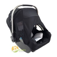 【居品租市】※專業出租平台 - 孕嬰用品※ Nuna PIPA 提籃汽座-(黑)