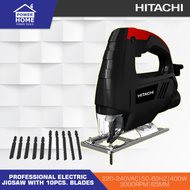 NEw Electric Jigsaw Powered by Hitachi Household Multifunctional Reciprocating Wooden Board Wire Saw Cutting Machine Woodworking Tools