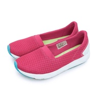 【PONY】女 極簡時尚休閒鞋 FREE 科技記憶鞋墊系列(桃紅綠 62W1FR63PK)