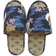 【波克貓哈日網】藺草室內拖鞋◇日本製男用◇《日本風神》