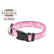 VCM03 - 中型犬項圈(M) - 安全鎖 范特西亞 Fantasia