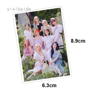 Yisibaide Heqiu1 TWICE - More & More - Official Photocards KPOP TWICE Photocards