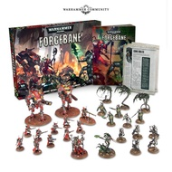Warhammer戰鎚 40k 新版對戰版包   WARHAMMER 40000: FORGEBANE桌遊戰棋模型公仔