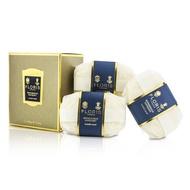 Floris 佛羅瑞斯 愛德華花束香皂 Edwardian Bouquet Luxury Soap  3x100g/3.5oz
