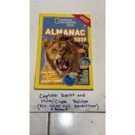 Almanac 2019 [Paperback]