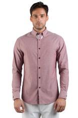 Men's Long Sleeved Shirt - Akemi (Slim)
