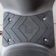 ELK 平面橡膠腳踏 踏墊 GOGORO2 3 Ai1 宏佳騰 平穩 排水 抗震 止滑 載貨 橡膠 矽膠