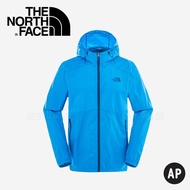 [現貨]The North Face Flyweight Hoodie男款 風衣外套〈藍〉/風衣外套/外套/2SLP