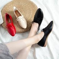 รองเท้าผู้หญิง รองเท้าส้นแบน รองเท้าโลฟเฟอร์ รองเท้าคัชชูส้นแบน รองเท้าใส่นุ่มๆ รองเท้าสลิปออนผู้หญิง  รองเท้า slipon