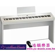 造韻樂器音響 Roland FP4F FP-4F 典雅白 電鋼琴 年終 12期零利率 另可加購腳架 另有多款電鋼琴可試彈 RD-300NX
