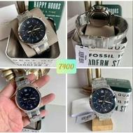 fossil watch men's watch