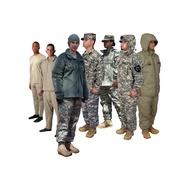 美軍公發 US ARMY ACU Ⅱ GORE-TEX & Polartec 300 Fleece