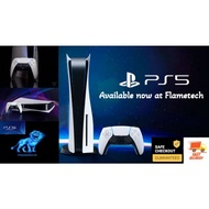 Sony Playstation 5 Myset 825GB disc Edition (pre order batch 6) from cancelled customer