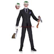 新品上市DC 設計師系列 終局 小丑 Greg Capullo 手辦公仔模型擺件道具
