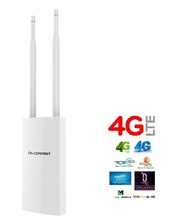 4G SIM Card Wireless AP WiFi Router เร้าเตอร์ ใส่ซิม IP66 Waterproof 4G Wireless Router AP