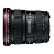 Canon EF17-40mm F4L USM   彩虹公司貨*免運*