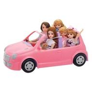 【莉卡娃娃】LF-04 莉卡家庭車(女孩 洋娃娃)