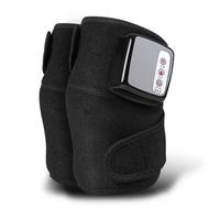 【Love Shop】膝蓋按摩器熱敷震動 多功能充電發熱護膝關節/銀髮必備
