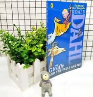 ยีราฟและเพอร์รี่และเวอร์ชั่นภาษาอังกฤษของฉันThe giraffe and The Pelly and Me books books