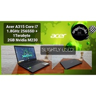 Second hand Acer Laptop