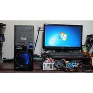 二手電腦主機-AMD FX-8320E- 4000 MHz -(8核心)(八核心)