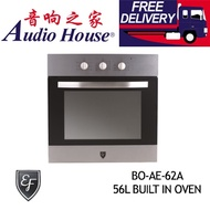 EF BO-AE-62A 56L BUILT IN OVEN