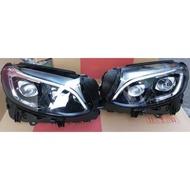大燈完工價/賓士M-Benz GLC 歐規原廠LED大燈/智慧型頭燈/原廠大燈/LED頭燈