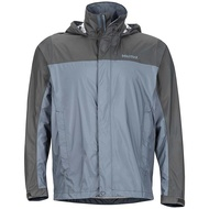 【【蘋果戶外】】marmot 41200-1665 鐵灰-岩石灰 美國 男 PreCip 土撥鼠 防水外套 類GORE-TEX 防風外套 風衣雨衣 風雨衣