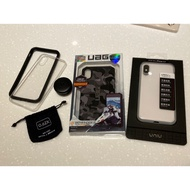 iphone x UAG迷彩保護殼 Uniu Si 矽膠殼 犀牛盾 4K廣角鏡頭 保護殼