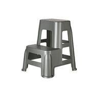 聯府KEYWAY玉山梯椅(RC-699)防滑椅階梯椅塑膠椅墊高椅登高椅樓梯椅輕便椅洗車椅庭園椅(依凡卡百貨)