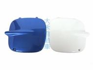 大禾自動車 霧燈蓋 寶藍/白色烤漆 適用 SUBARU IMPREZA GC8 GF8 COSCO STI 硬皮鯊