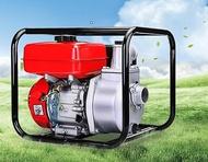 抽水機 汽油汽油機水泵2寸3 4寸農用農業灌溉高揚程高壓柴油抽水機自吸抽水泵 DF 免運
