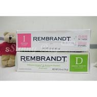 【Sunny Buy】◎現貨◎ Rembrandt 淨白/增白牙膏 明星商品