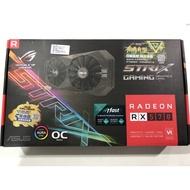 『羅馬資訊』華碩 ROG STRIX RX570 4G 原廠盒裝!