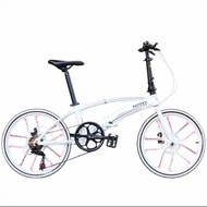 HITO X6 foldable bicycle