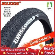 【Ready Stock】MAXXIS CROSSMARK II MTB Bike Cross Tire 26x1.95 26x2.1 26x2.25 27.5x2.25 29x2.25