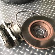 Altis原廠前組煞車卡鉗(附來令片)、碟盤