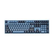 Ducky ONE 2 Good in Blue 海波浪 PBT二色 108鍵 機械式鍵盤中文 英文 硬派精璽