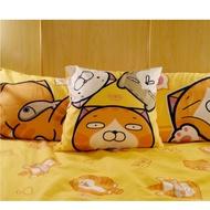 白爛貓 床包組 加大雙人床 現貨供應