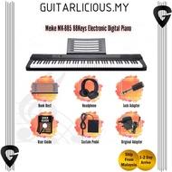 Meike 88keys Black Digital Electronic Piano Digital Piano MK885/MK-885