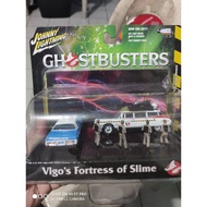 johnny lightning ghostbusters with figs