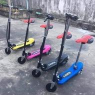 💥ส่งฟรีเอกชน💥สกู๊ตเตอร์ไฟฟ้า Electric Scooter