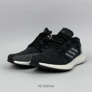 Adidas Pureboost GO 黑灰 男生尺碼 全新正品 B37803【彼得潘】