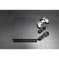 【台中青蘋果】Sony PlayStation 4 PS4 1207A 黑 500G 二手 遊戲主機 #46108