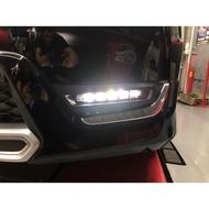 CRV5 泰規霧燈日行燈/流光方向燈/冰藍
