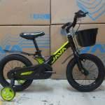 《送兒童頭盔》JAVA TURBO - 鎂合金 14吋 兒童單車 (另有16及18吋)*鎂合金童車*